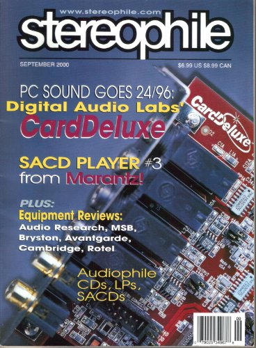Pdf stereophile magazine