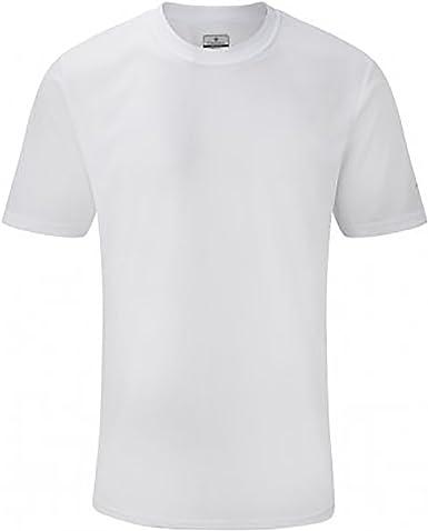 Ronhill - Camiseta de manga corta lisa modelo Everyday para ...