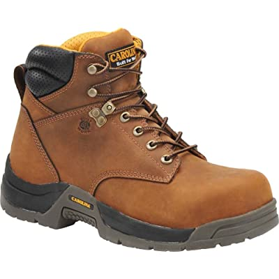 Carolina Men's CA5020, Dark Brown, US 7.5 D | Industrial & Construction Boots