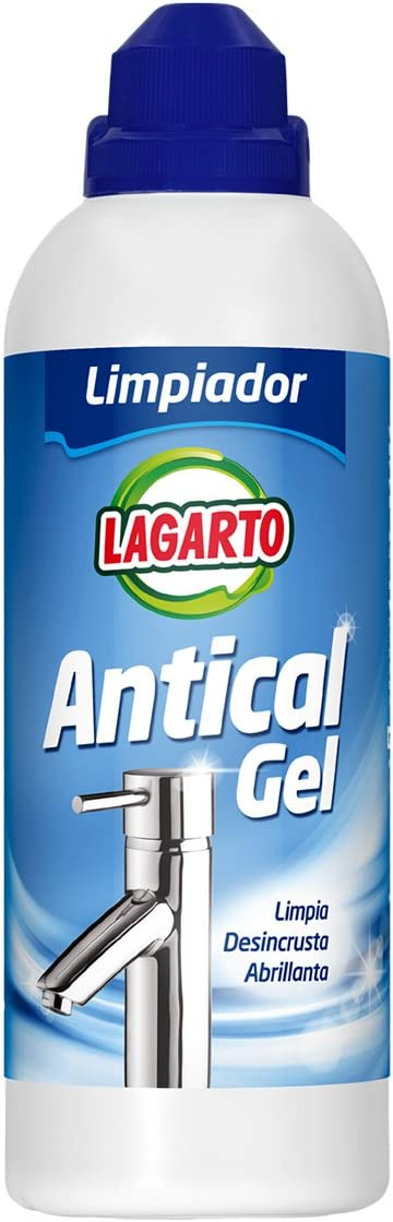 Lagarto Limpiador Antical Gel 750 ml