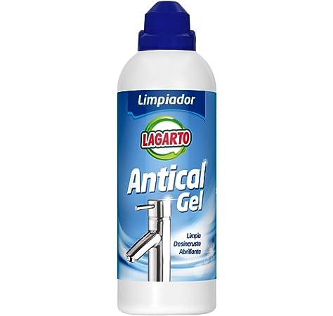 Lagarto Limpiador Antical Gel, 12 unidades: Amazon.es: Salud y ...