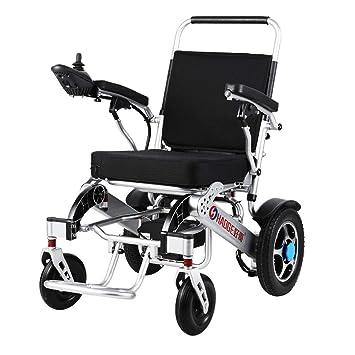 Dapang Pliegue y Viaje Scooter eléctrico liviano motorizado para Silla de Ruedas, Aviación Silla de
