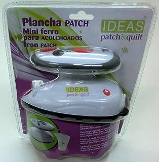 Plancha mini con o sin vapor para Patchwork y otras manualidades, También para viaje