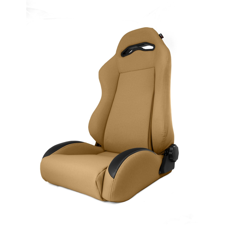 Rugged Ridge 13447.15 Black Denim XHD Sierra Front Seat