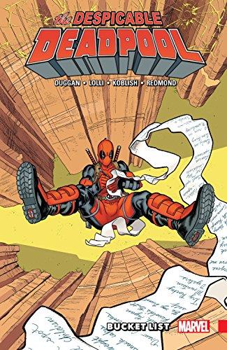 Despicable Deadpool Vol. 2: Bucket List (Despicable Deadpool (2017-2018))