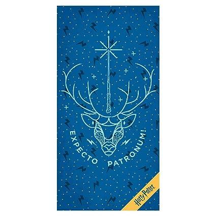 Harry Potter - Toalla de baño (180 x 90 cm), diseño de Logotipo