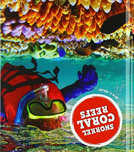 Snorkel Coral Reefs (Amazing Adventures) by Amicus