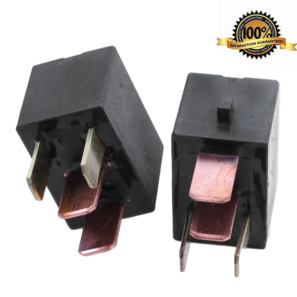 12V DC 4-Prong Relay for Honda Acura