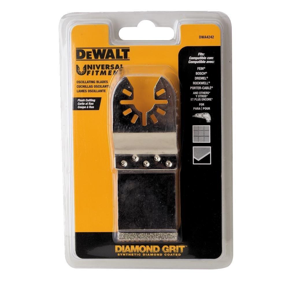 DEWALT DWA4242 Diamond Flush Cut Oscillating Blade (5) by DEWALT (Image #2)