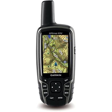 Amazoncom Garmin GPSMAP St Handheld GPS Navigator Cell Phones - Gps amazon com