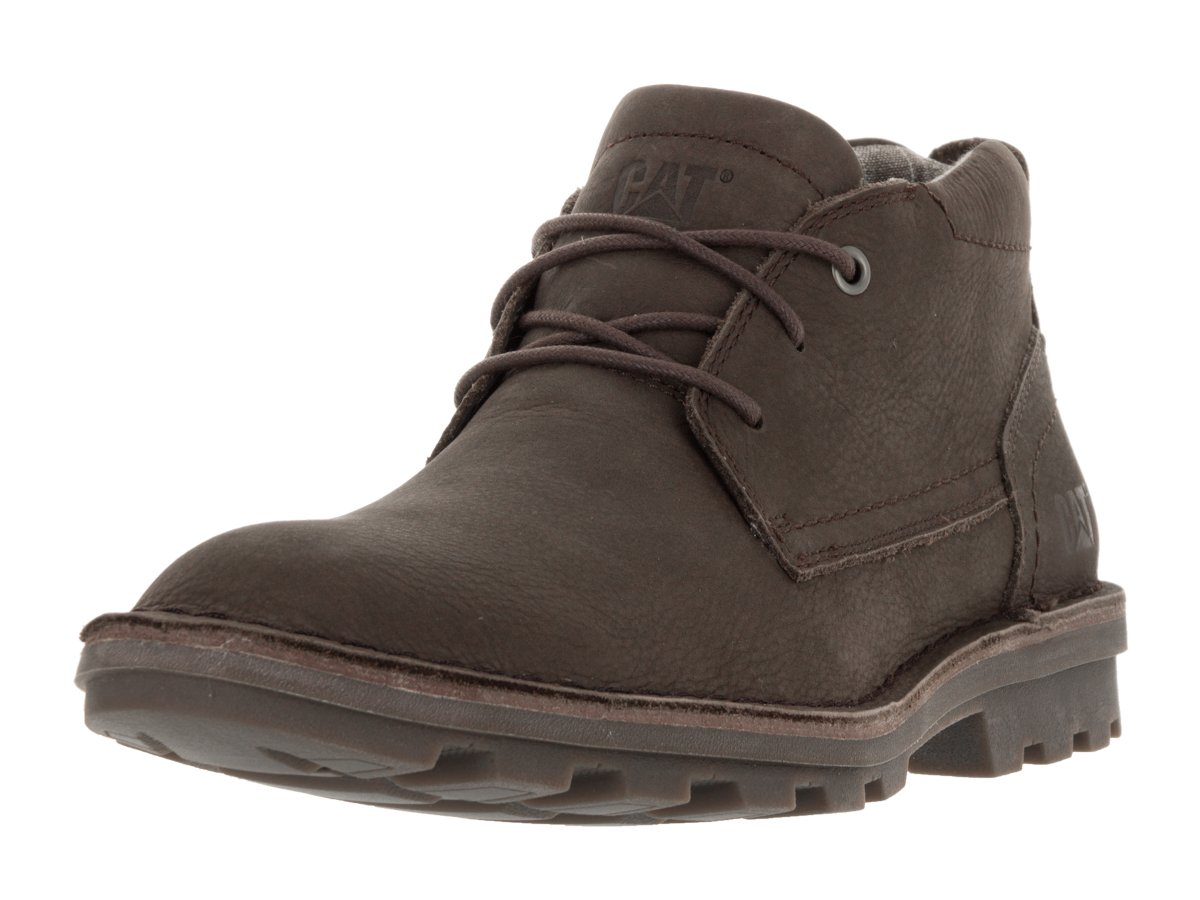 Caterpillar Men's Brady Mid Chukka Boot, Summer Brown, 10.5 M US