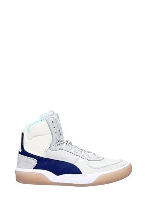 Chaussures MID Mode Puma Bleu Sneakers MCQ Beige Gris BRACE Femme tgpPwqnEP