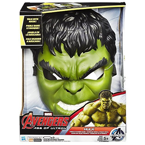 Marvel Avengers Age of Ultron Hulk Voice Changer Mask by Marvel by Hasbro