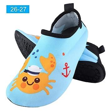 VGEBY1 Zapatos de Playa para niños, niños, niñas, Deportes ...