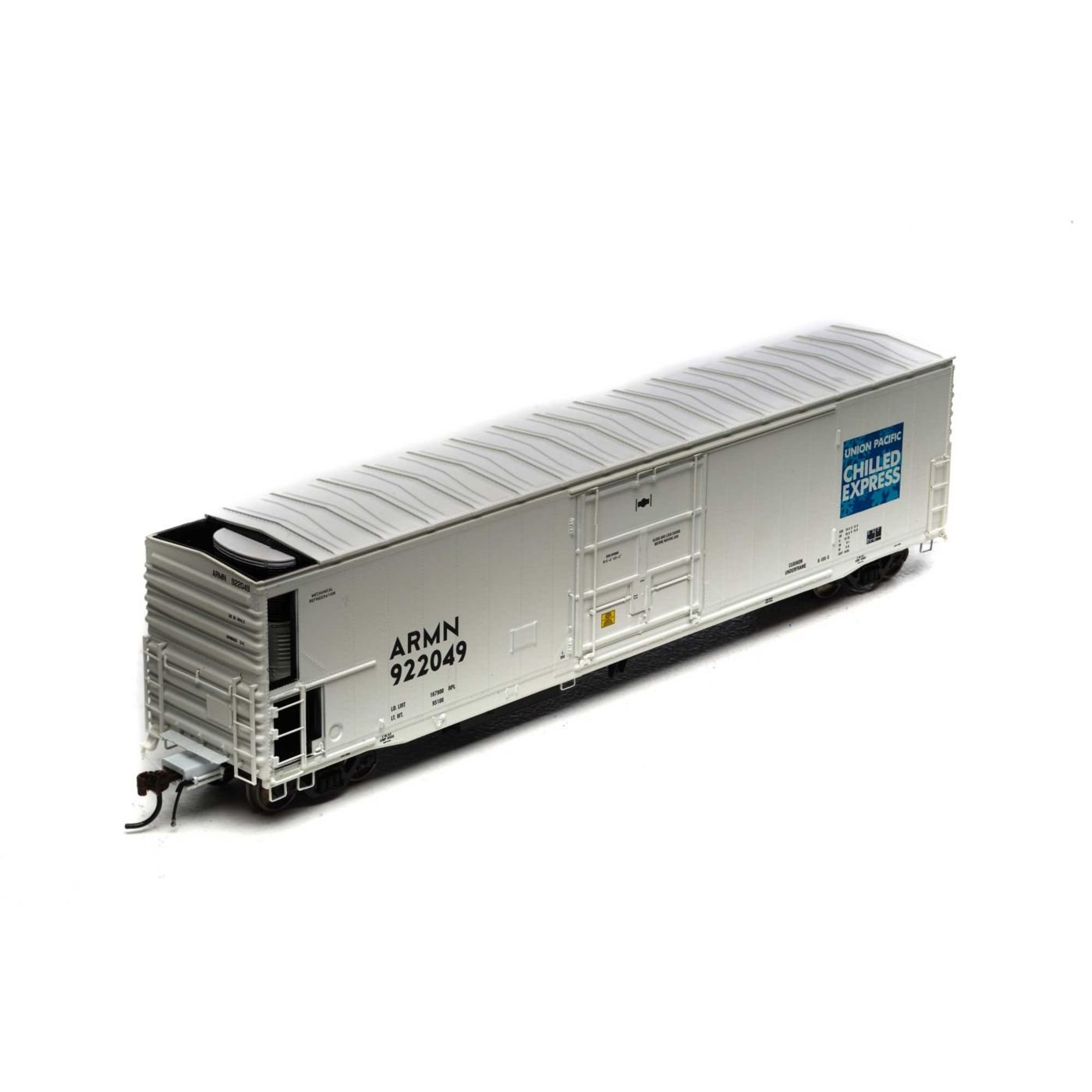 Ho 57 ' Mechanical Reefer Up Armin Chilled # 922049 B07C357WS3