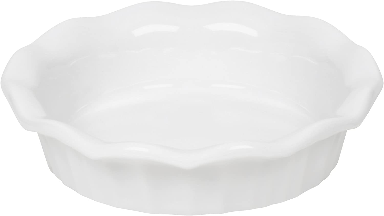 Corningware French White III Mini Pie Plate