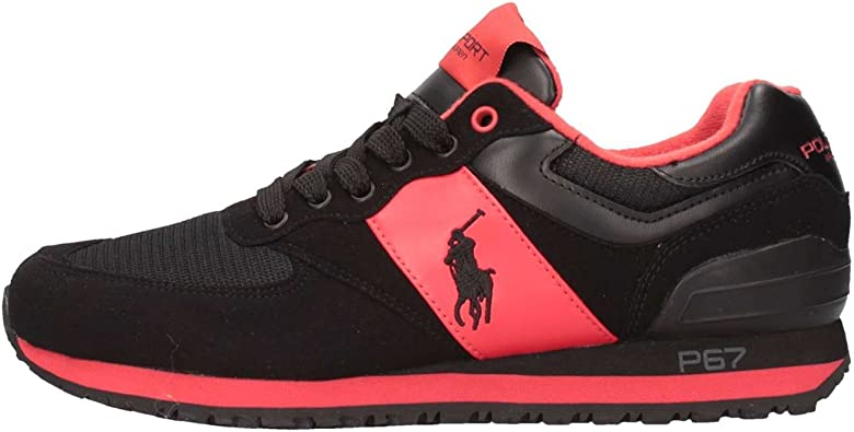 Polo Ralph Lauren W6SUJ SLATON PONY Hombre 40: Amazon.es ...