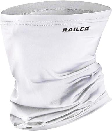 Railee Pañuelos Cabeza Elástica, Multifunción Bandana Braga Cuello ...