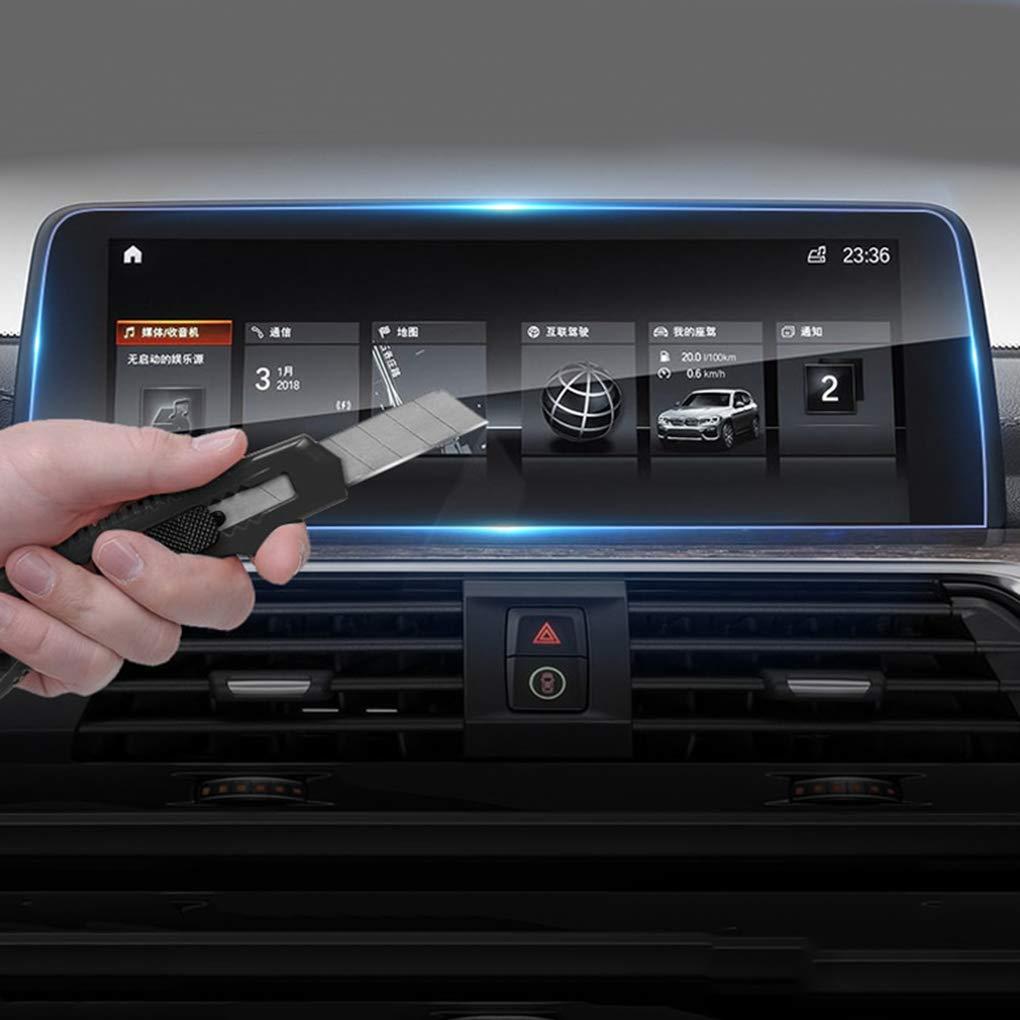 Ben-gi Ersatz f/ür X3 10.25 Car Center Control Navigation Schirm-Film-Abdeckung Ausgeglichenes Glasschutz
