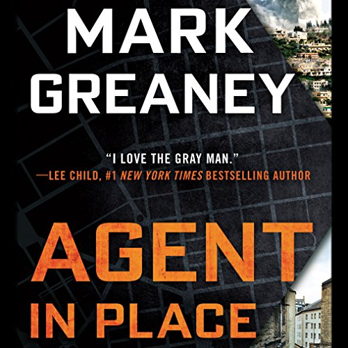 Agent in Place cover