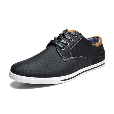Amazon.com | Bruno Marc Men's Rivera Oxfords Shoes Sneakers | Oxfords