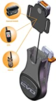 S4 Gear Sidewinder EVO Retractable Quick-Draw Tether System for Phone, Rangefinder, Binoculars, Radio, GPS - Great for Outdoor Activities