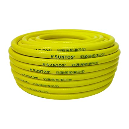 Heat Resistant Hose >> Sanifri 470010050 Quality Hose Tuv Tested Food Safe Cold And Heat Resistant 1 2 Inch 20 M