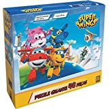 Puzzlegigante Super Wings Grow