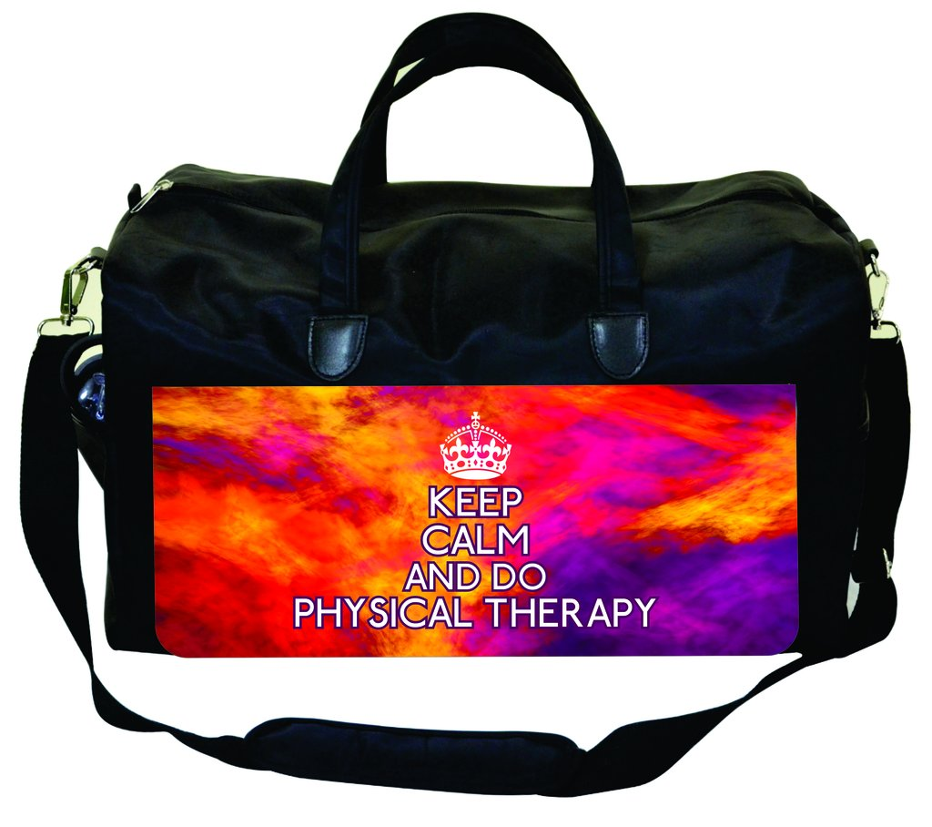Keep Calm and Do Physical Therapy Jacks Outlet Physical Therapist Bag