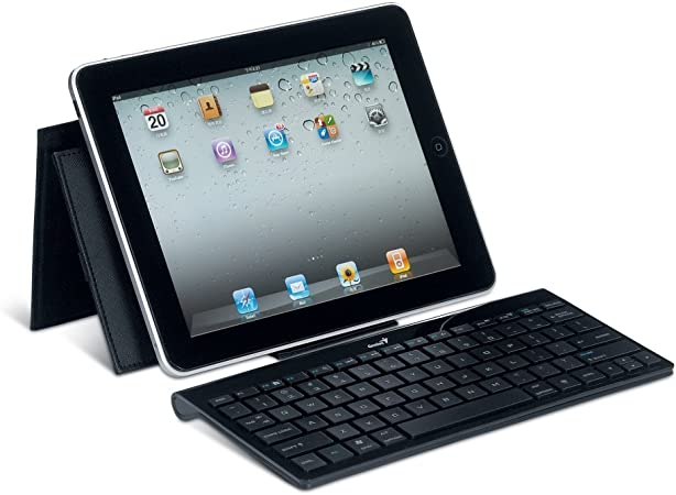 Genius LuxePad 9100 Teclado sin Hilos Ultrafino de Bluetooth ...