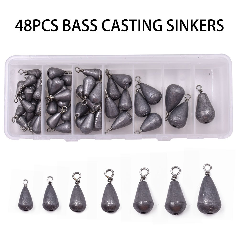Bell Shaped Sinkers