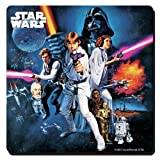 Drinks Mat / Coaster - Star Wars A New Hope by Star Wars