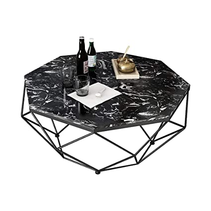 7b6a5e54351d3 Image Unavailable. Image not available for. Color  Wrought Iron Coffee Table  ...