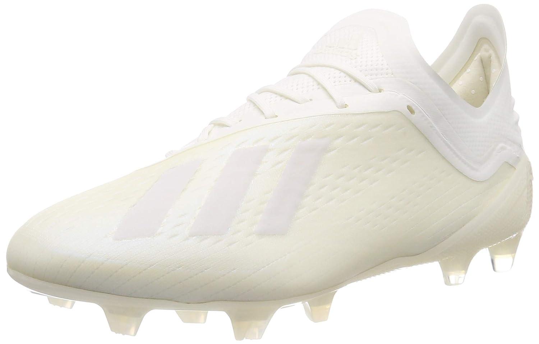 MultiCouleure (Casbla Ftwbla Negbás 0) 44 EU adidas X 18.1 FG, Chaussures de Football Homme