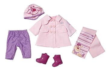3d93253c7b316 Zapf Baby Born Habits d Hiver  Amazon.fr  Jeux et Jouets