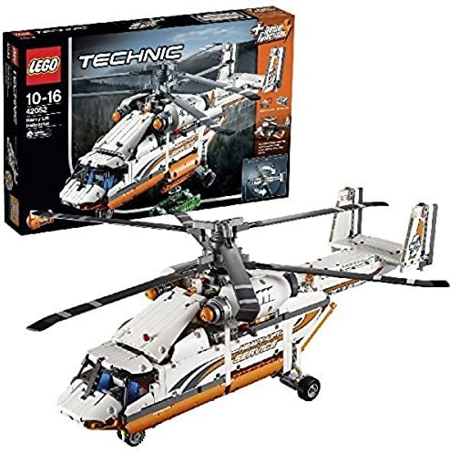Lego technique heavy lift helicopter - 42052