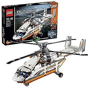 LEGO Technic Elicottero da Carico Costruzioni Gioco Bambina Giocattolo, Multicolore, 42052  LEGO
