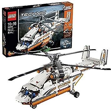 Technic De Jeu L'hélicoptère Transport Lego Construction 42052 lKJ31FTc