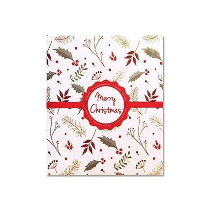 3D Pop Up Tarjeta de Navidad Postales de vacaciones para ...