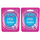 Durex Play Vibrations Sensational Vibrations For Both Of You 1Ring