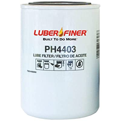 Luber-finer PH4403 Oil Filter: Automotive