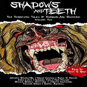 Shadows and Teeth Audiobook