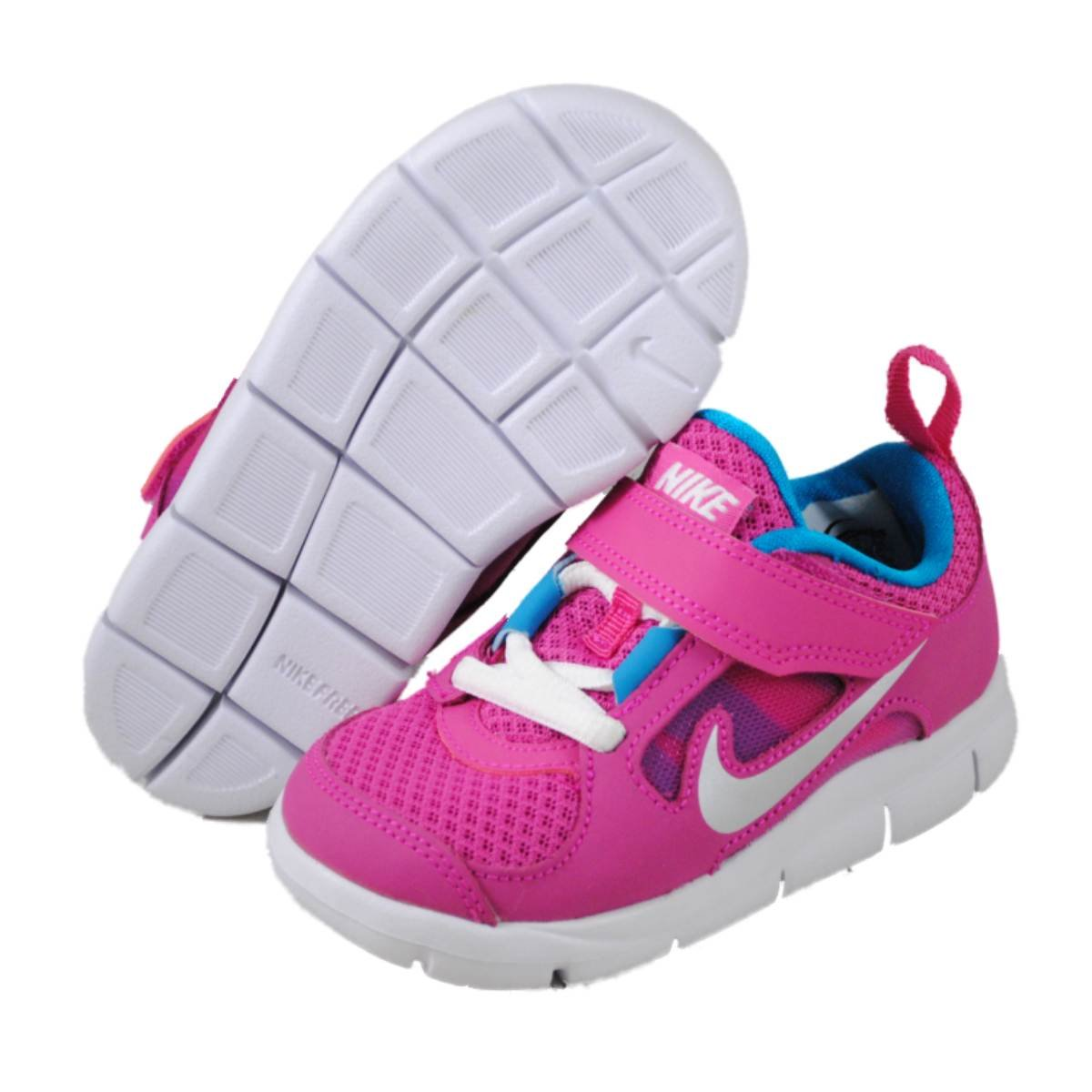 super popular 61f6c 79d76 Amazon.com  Nike Kids Free Run 3 (Tdv) Fusion Pink 512101-602 (7c, Fushion  Pink)  Shoes