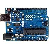 Arduino Uno R3 Development Board, Kit Microcontroller Card & USB Cable for Electronics & Robotics, Based on ATmega328P