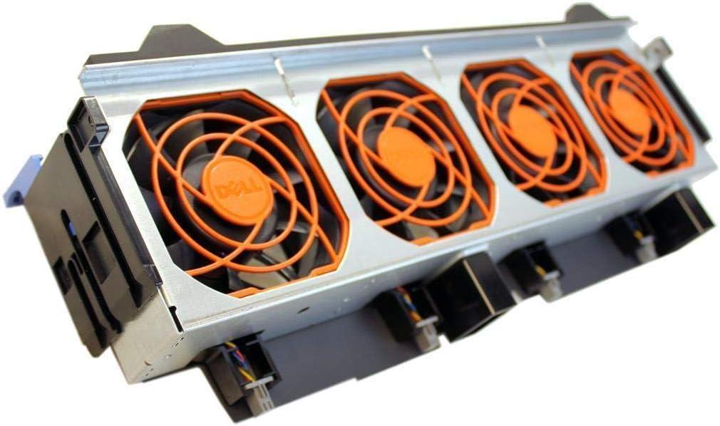 NEW Dell PowerEdge Tower Server T620 Front Fan Assembly 2RDV 8G79K