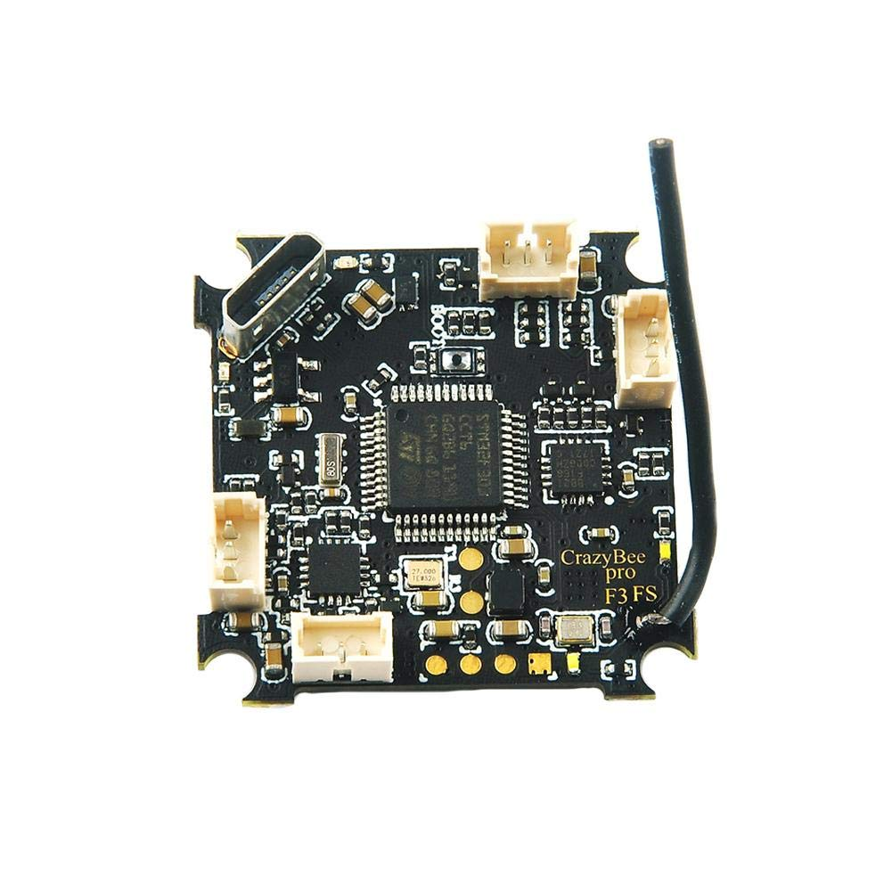 Flight Controller - for RC Drone Quadcopter Mobula7 5A 1-2S Compatible with Flysky/Frsky/DSMX Receiver for Crazybee F3 by Blueyouth (Image #6)