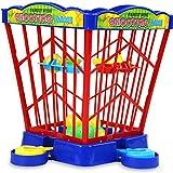SOMESUN Children Educational Toys Bouncing Basketball Desktop Interactive Game Shooting Game Pinball Game Kids Board Games