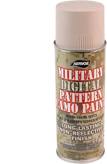 Amazon Com Rothco Spray Paint 16 Oz Net 12 Oz Desert Sand Sports Outdoors