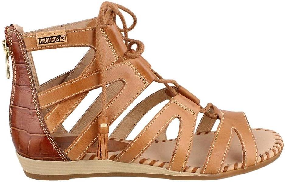 f28641c491bd Pikolinos Women s Alcudia Gladiator Sandal 816-7585