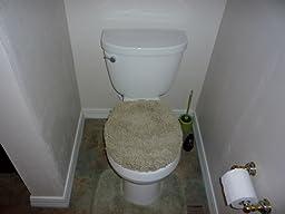 kohler k15409wh cimarron gpf round toilet white 2 piece one piece toilets. Black Bedroom Furniture Sets. Home Design Ideas
